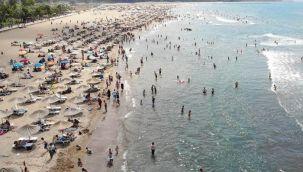 Kandıra'da denize girmek yeninden yasaklandı