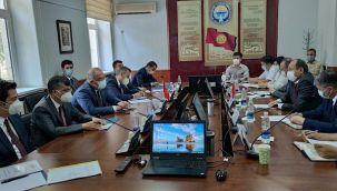 Kırgız-Türk Dostluk Hastanesi açılıyor
