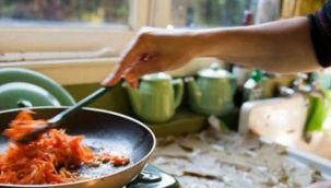 Yemeği fazla pişirmeyin,ömrünüzü kısaltmayın