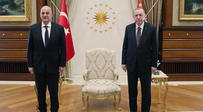 Yunanistan Dışişleri Bakanı Dendias: Erdoğan önemli bir lider