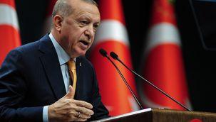 Cumhurbaşkanı Erdoğan, 1960 darbesi dolayısı ile mesaj yayınladı