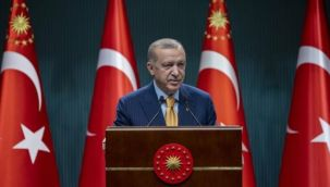 Cumhurbaşkanı Erdoğan, ABD Başkanı Joe Biden'ı eleştirdi