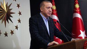 Cumhurbaşkanı Erdoğan Kaftancıoğlu'na 500 bin TL'lik tazminat davası açtı