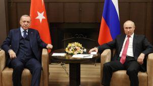 """Erdoğan: """"Suriye'nin barışı yine Türkiye-Rusya ilişkilerine bağlı"""""""