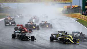 Formula 1 Dünya Şampiyonası Rusya'da