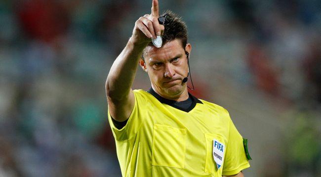 Galatasaray-Lazio maçını Matej Jug yönetecek