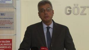 İstanbul İl Sağlık Müdürü Memişoğlu açıkladı