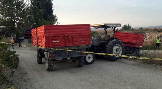 Kahreden ölüm! Traktörden savruldu, hayatını kaybetti