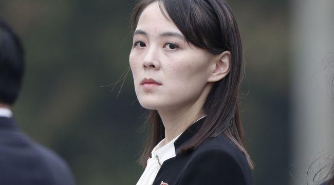 """Kim Yo-jong, """"Düşmanca politikalarına"""" son vermesi halinde, Güney Kore ile görüşülebilir"""