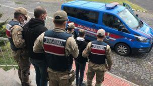 Posof'ta 7 kaçak göçmen yakalandı