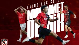 Süper Lig'in en hızlı golü Muhammet Demir'den