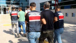 Terör örgütüne finans sağlayan örgüt üyesi 2 kişi tutuklandı