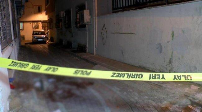 Zeytinburnu'nda kadın cinayeti