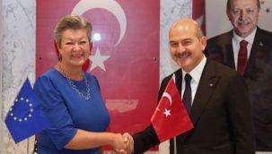 AB ile Türkiye arasında göç sorunu işbirlliği