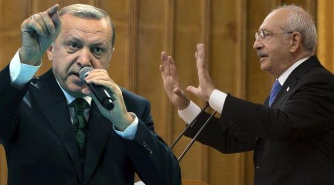 Erdoğan'dan Kılıçdaroğlu'na 'sağlık raporu' yanıtı: CHP için durum vahim