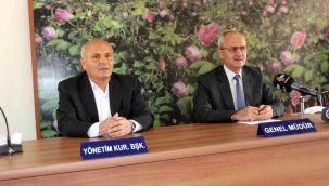 Gül çiçeği alım fiyatı 7 lira 80 kuruş olarak açıklandı