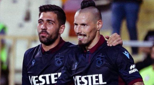 Hamsik, Fenerbahçe maçında forma giyemeyecek
