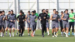 Konyaspor, Galatasaray maçı hazırlıklarına devam ediyor