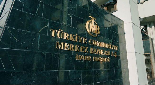 Merkez Bankası toplam rezervleri 1 milyar 741 milyon dolar arttı