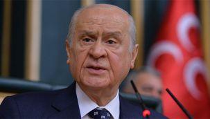 MHP Genel Başkanı Bahçeli'den Kılıçdaroğlu'na tepki